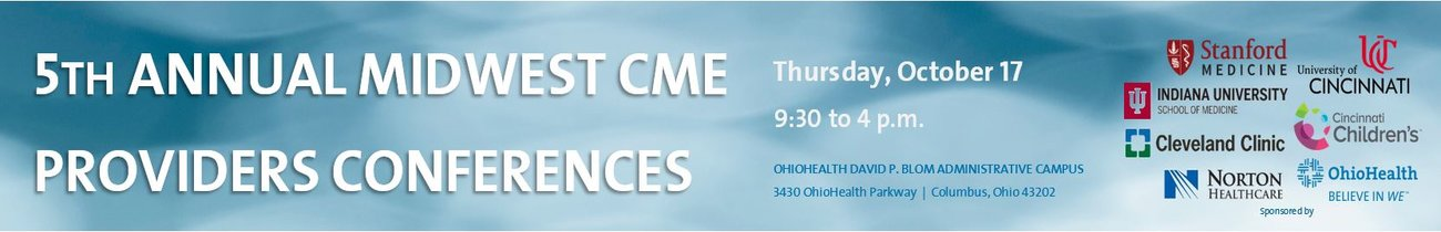 5th Annual Midwest CME Providers Conference