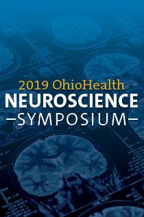2019 OhioHealth Neuroscience Symposium Banner